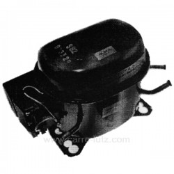 Compresseur 1/6CV 124W R12 E59101 Zem L55AV , reference 235014