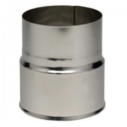Manchette de réduction inox 161 / 155 mm, reference 705741