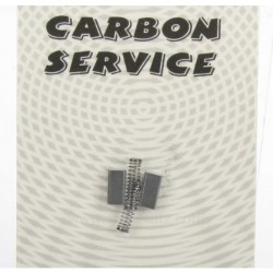 Jeu de charbon moteur 5x4x15 mm, reference 801035