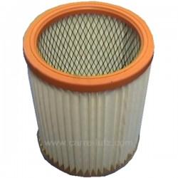Cartouche filtre d'aspirateur bidon Calor 4680, reference 802220