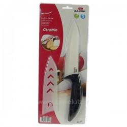 Couteau de cuisine lame céramique de 15 cm Lacor La cuisine 991LC39215, reference 991LC39215