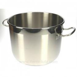 Corps d autocuiseur Inox 18 Litres LUXE Lacor 50819, reference 991LC50819
