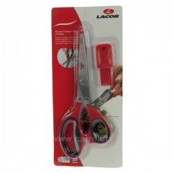 Ciseaux 5 lames pour fines herbes Lacor La cuisine 991LC60022, reference 991LC60022