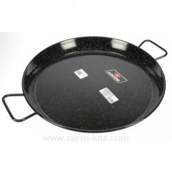 PLAT PAELLA EMAILLE 40 CM Batterie de cuisine 991LC60141, reference 991LC60141