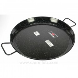 PLAT PAELLA EMAILLE 50 CM Batterie de cuisine 991LC60151, reference 991LC60151