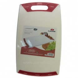 Planche à découper polyéthyléne 42x25,5 Lacor La cuisine 991LC60503, reference 991LC60503