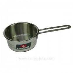CASSEROLE 18 CMS LUXE Batterie de cuisine 991LC78218, reference 991LC78218
