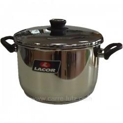 MARMITE TRAITEUR D24 STUDIO Batterie de cuisine 991LC85124, reference 991LC85124