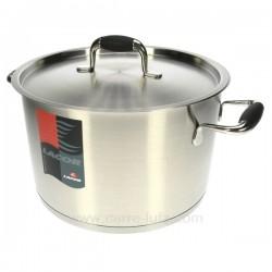 Marmite traiteur 24 cm Premium Batterie de cuisine 991LC94124, reference 991LC94124