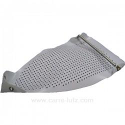 Semelle de fer à repasser silicone universelle, reference 996154