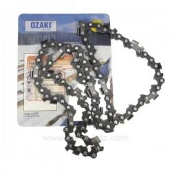 Chaine de tronçonneuse 3/8 .050LP (1.3 mm) 57 entraineurs , reference 9987720
