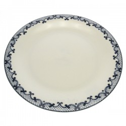 assiette plate Anya Porcelaine Bruno Evrard CL10010900, reference CL10010900