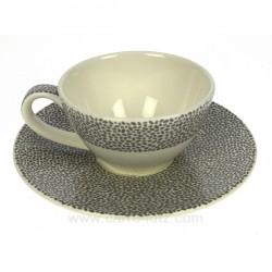 Tasse a cafe Masai Porcelaine Bruno Evrard CL10017004, reference CL10017004