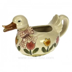 Cremier canard Arts de la table CL10030183, reference CL10030183