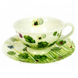 Coffret 1 tasse the trefle Arts de la table CL10030251, reference CL10030251