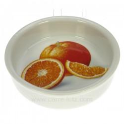 Moule a creme brulee orange Arts de la table CL12002004, reference CL12002004
