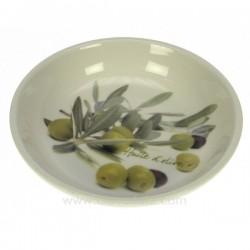 Coffret 4 coupelles olives L'apéritif CL13000039, reference CL13000039