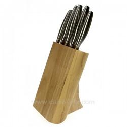 Bloc 5 pces Praxos La cuisine CL14000030, reference CL14000030