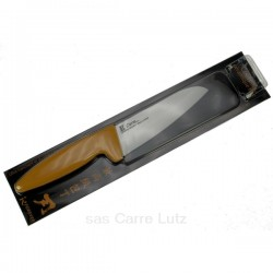 Couteau en céramique finemade in Japan manche orange, reference CL14006081