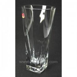 Vase cristal Italien RCR model Fusion, reference CL18000047