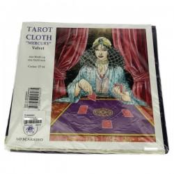 Tapis d'astrologie violet dimensions 80 x 80 cm, reference CL20002001