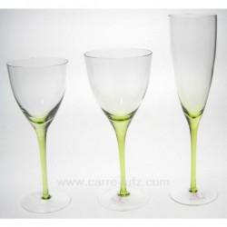 VERRE a VIN Service de verre CL20010059, reference CL20010059