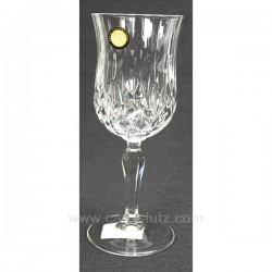 Verre a eau Opera par 6 Service de verre CL20010098, reference CL20010098