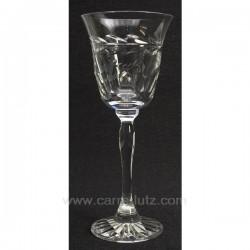 Verre a vin Darius par 6 Service de verre CL20010105, reference CL20010105