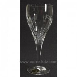 Verre a eau Bordeaux par 6 Service de verre CL20010107, reference CL20010107