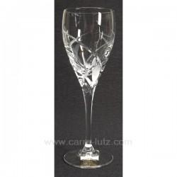 Verre a eau Grosseto par 6 Service de verre CL20010113, reference CL20010113