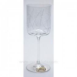 Verre a vin Pastoral par 6 Service de verre CL20010141, reference CL20010141