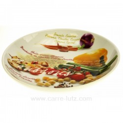 Coffret plat creux a couscous Arts de la table CL21030019, reference CL21030019