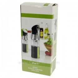 Spray huile et vinaigre idéal pour les préparations basses calories, reference CL22000055