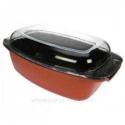 Cocotte fonte alu La cuisine CL25000025, reference CL25000025