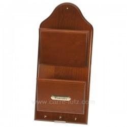 PORTE COURRIER MURAL Cadeaux - Décoration CL42000022, reference CL42000022