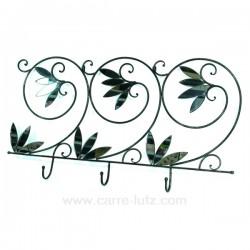 Porte manteaux miroir Cadeaux - Décoration CL45000115, reference CL45000115