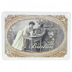 Plaque de porte bureau Cadeaux - Décoration CL46300107, reference CL46300107