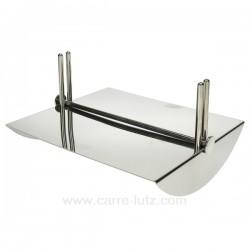 Porte serviettes inox Arts de la table CL46301013, reference CL46301013