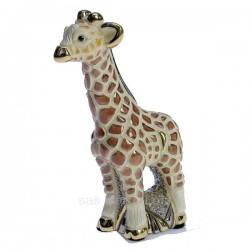 Girafe sculptures en céramique par De Rosa Rinconada, reference CL47200044