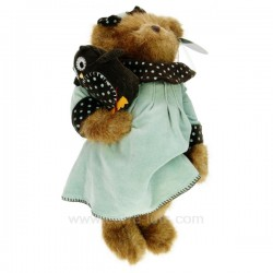 Ours Heather & Hooter Cadeaux - Décoration CL49001092, reference CL49001092