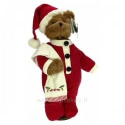 ours de collection, Bearington Ours Nickie Night Night, reference CL49001095