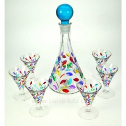 SERVICE 7 PIeCES LIQUEUR Arts de la table CL49600035, reference CL49600035