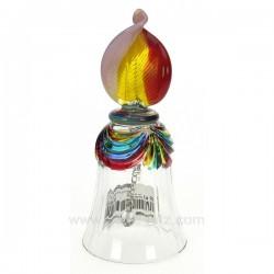 CLOCHETTE MURANO Cadeaux - Décoration CL49600099, reference CL49600099