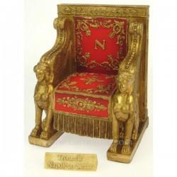 TRONE DE NAPOLeON SeNAT Cadeaux - Décoration CL49800006, reference CL49800006