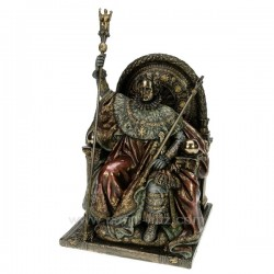 Napoleon 1er sur trone Cadeaux - Décoration CL49800028, reference CL49800028