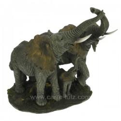 Famille elephant Cadeaux - Décoration CL49900033, reference CL49900033