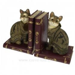 Serre livre chats tigres Cadeaux - Décoration CL50000047, reference CL50000047