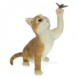 Chat papillon roux Léonardo Collection CL50001038, reference CL50001038