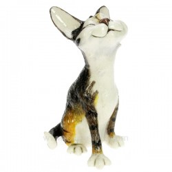 Chat Nicky Cadeaux - Décoration CL50001045, reference CL50001045