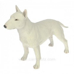 Bull terrier anglais debout Collection Country Artists CL50011027, reference CL50011027